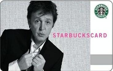 Sir Paul McCartney, looking suspiciously like Derek Zoolander
