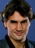 Roger Federer, former World No. 1 in Men's Tennis