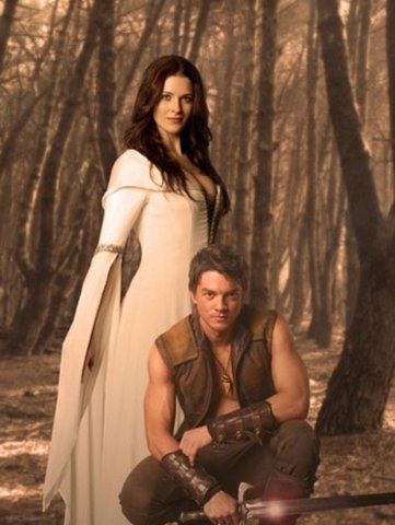 Kahlan Amnell and Richard Cypher / Lord Rahl